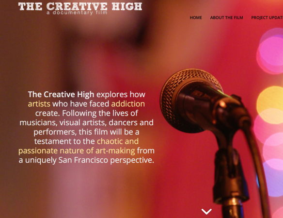 The Creative HIgh